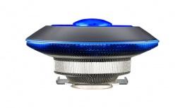 Disipador CPU Cooler Master MASTERAIR G100M RGB, 100mm, 600 - 2400RPM, Negro