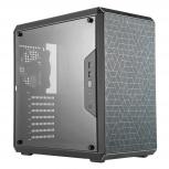 Gabinete Cooler Master MasterBox Q500L con Ventana, Midi-Tower, ATX/Micro-ATX/Mini-ITX, USB 3.0, sin Fuente, Negro