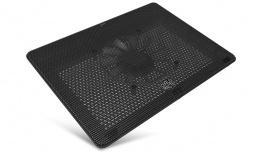 Cooler Master Base Enfriadora NotePal L2 para Laptops 17'', con 1 Ventilador de 1000RPM, Negro