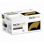 Copamex Papel Facia Bond 75g/m², 2500 Hojas de Doble Carta, Blanco