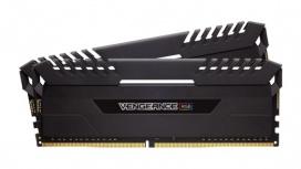 Kit Memoria RAM Corsair Vengeance RGB DDR4, 2666MHz, 16GB (2 x 8GB), Non-ECC, CL16, XMP