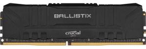 Kit Memoria RAM Crucial Ballistix Black DDR4, 3000MHz, 16GB (2 x 8GB), Non-ECC, CL15, XMP, 1.35V