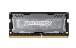 Memoria RAM Crucial Ballistix Sport LT Gray DDR4, 2400MHz, 8GB, Non-ECC, CL16, SO-DIMM, XMP