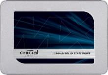 SSD Crucial MX500, 250GB, SATA III, 2.5