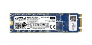 SSD Crucial MX500, 250GB, SATA, M.2