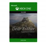 Dear Esther Landmark Edition, Xbox One ― Producto Digital Descargable