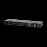 CyberPower PDU para Rack 1U PDU81006, 20A, 200 - 240V, 8 Contactos