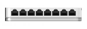 Switch D-Link Gigabit Ethernet DGS-1008A, 10/100/1000Mbps, 8 Puertos, 8000 Entradas - No Administrable