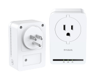 D-Link Starter Kit de Mini Adaptador PowerLine AV DHP-P309AV, 500 Mbit/s