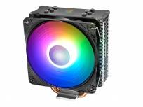Disipador CPU DeepCool GAMMAXX GT A-RGB, 120mm, 500 - 1650RPM, Negro/Plata