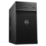 Workstation Dell Precision 3630 MT, Intel Core i7-9700 3GHz, 8GB, 1TB, NVIDIA Quadro P400, Windows 10 Pro 64-bit
