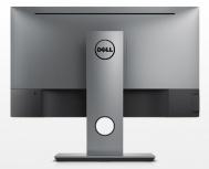 Monitor Dell UltraSharp U2417H LED 23.8'', Full HD, Widescreen, HDMI, Negro
