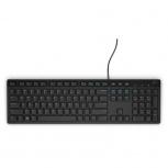 Teclado Dell 580-ADRC, Alámbrico, USB, Negro (Español)