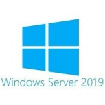 Dell Windows Server 2019, 5 CAL de Usuario, Standard o Datacenter, 64-bit, Caja