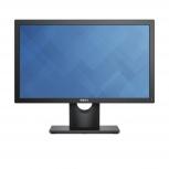 Monitor Dell E1916H LED 18.5'', HD, Widescreen, VGA, DisplayPort, Negro