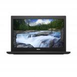 Laptop Dell Latitude 7290 12.5'' HD, Intel Core i7-8650U 1.90GHz, 8GB, 256GB SSD, Windows 10 Pro 64-bit, Negro