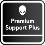 Dell Garantía 1 Año Premium Support Plus, para Alienware Notebook