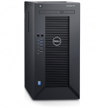 Servidor Dell PowerEdge T30, Intel Xeon E3-1225V5 3.30GHz, 8GB DDR4, 1TB, 3.5'', SATA III, Mini Tower - no Sistema Operativo Instalado