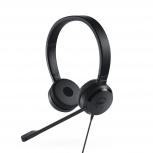 Dell Audífonos con Micrófono Pro UC350, Alámbrico, USB, Negro