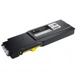 Tóner Dell XMHGR Alto Rendimiento Amarillo, 9000 Páginas