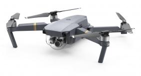 Drone DJI MAVIC PRO con Cámara de 12.71MP, 4 Rotores, 80 Metros, Gris