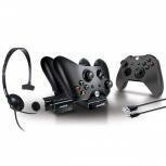 dreamGEAR Kit Gamer DGXB1-6630 para Xbox One, Negro