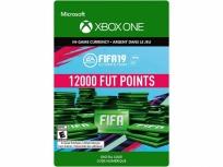 FIFA 19 Ultimate Team, 1.2000 Puntos, Xbox One ― Producto Digital Descargable