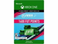 FIFA 19 Ultimate Team, 1600 Puntos, Xbox One ― Producto Digital Descargable