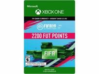 FIFA 19 Ultimate Team, 2200 Puntos, Xbox One ― Producto Digital Descargable