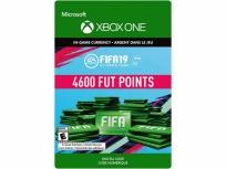 FIFA 19 Ultimate Team, 4600 Puntos, Xbox One ― Producto Digital Descargable
