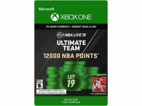 NBA LIVE 19: Ultimate Team 1.2000 NBA Points, Xbox One ― Producto Digital Descargable