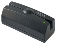 EC Line EC-C202D-USB Lector de Banda Magnética, USB