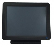 EC Line  EC-TS-1510 W-LED Touchscreen 15'' Negro