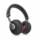Energy Sistem Audífonos con Micrófono BT Smart 6 Voice Assistant Titanium, Bluetooth, Inalámbrico, USB, Negro/Gris