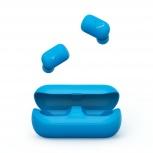 Energy Sistem Audífonos Intrauriculares Urban 4, Bluetooth, Inalámbrico, Azul