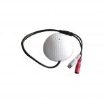 Epcom Micrófono Omnidireccional MIC-302, Alámbrico, 600 Ohmios