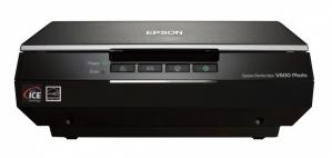 Photo Scanner Epson Perfection V600, 6400 x 9600DPI, Escáner Color, USB 2.0, Negro
