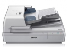 Scanner Epson WorkForce DS-60000, 600 x 600 DPI, Escáner Color, Escaneado Dúplex, USB, Blanco