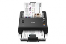 Scanner Epson WorkForce DS-860, 600 x 600 DPI, Escáner Color, USB, Negro