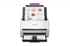 Scanner Epson WorkForce DS-770, 600 x 600 DPI, Escáner Color, Escaneado Dúplex, USB 3.0, Blanco