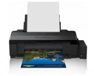 Impresora Fotográfica Epson EcoTank L1800, Inyección, Tanque de Tinta, 5760 x 1440 DPI, Negro