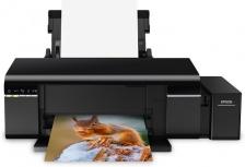 Epson EcoTank L805, Color, Inyección, Tanque de Tinta, Inalámbrico, Print