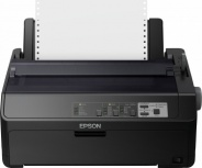 Epson FX-890II UPS, Blanco y Negro, Matriz de Puntos, 9 Pines, Paralelo/USB 2.0, Print