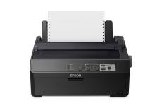 Epson FX 890II N UPS, Blanco y Negro, Matriz de Puntos, Print