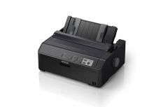 Epson LQ-590II, Impresora de Tickets, Matriz de Punto, Paralelo/USB 2.0, Negro