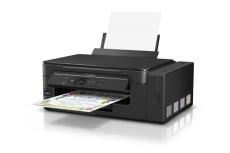 Multifuncional Epson EcoTank L495, Color, Inyección, Tanque de Tinta, Inalámbrico, Print/Scan/Copy