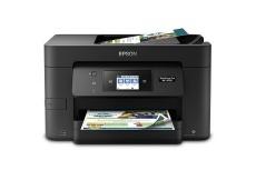 Multifuncional Epson WorkForce Pro WF-4720, Color, Inyección, Inalámbrico, Print/Scan/Copy/Fax
