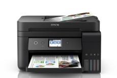 Multifuncional Epson EcoTank L6191, Color, Inyección, Tanque de Tinta, Inalámbrico, Print/Scan/Copy