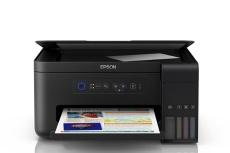 Multifuncional Epson EcoTank L4150, Color, Inyección, Tanque de Tinta, Inalámbrico, Print/Scan/Copy