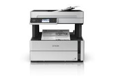 Multifuncional Epson EcoTank M3170, Color, Inyección, Tanque de Tinta, Inalámbrico, Print/Scan/Copy/Fax